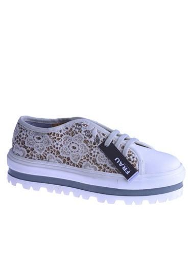 Frau Ayakkabı Krem